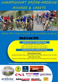 Affiche colombier 2018